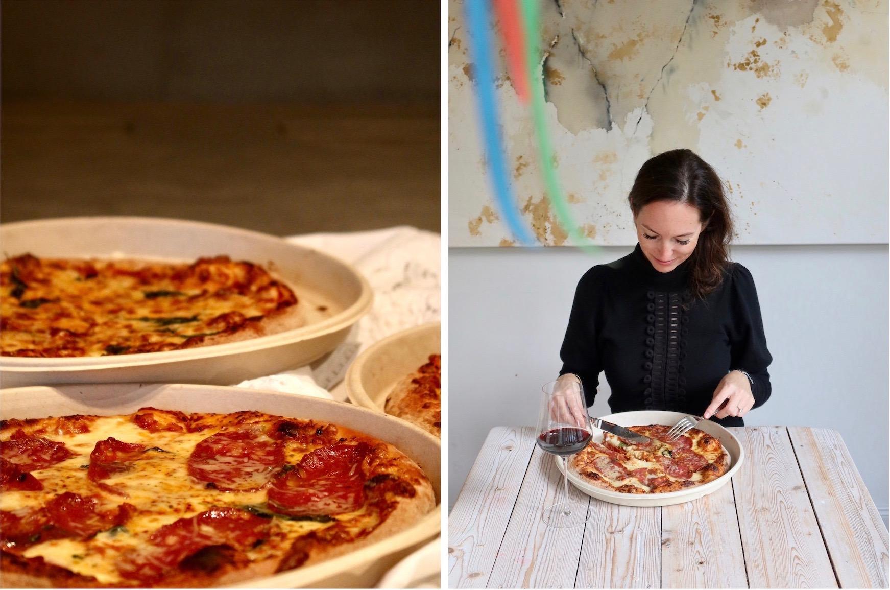 Lieferservice Mission Pizza zu Hause in Hamburg