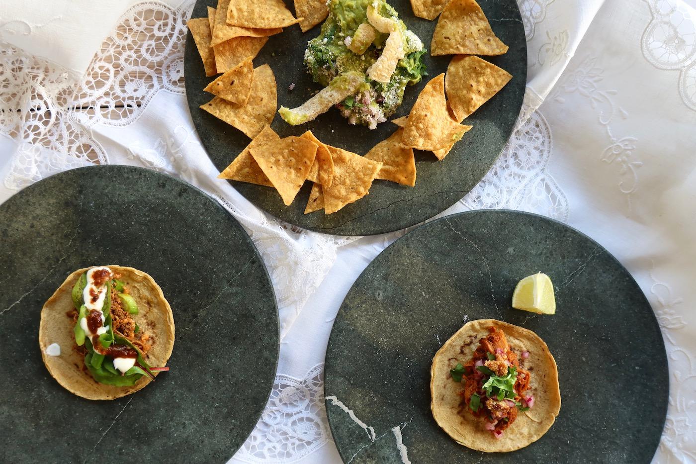 Mexiko Strasse Taqueria